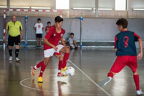 Demà dissabte, se celebrarà el sisè torneig de futbol sala Memorial Francisco Sánchez