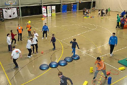 Activitats esportives per commemorar el Dia Internacional de les Persones amb diversitat funcional