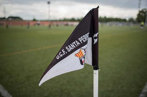 El Santa Perpètua B perd contra el Parets abans de l'aturada de l'esport català