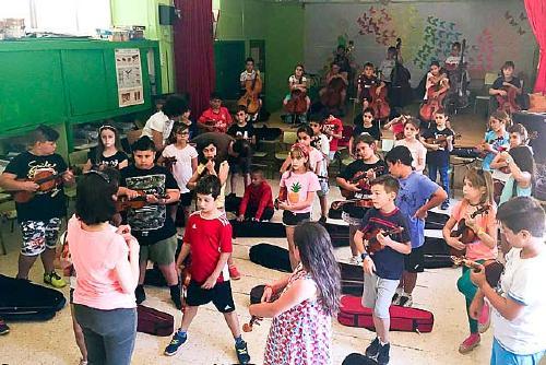 L'EMA organitza avui al Pavelló d'Esports el 'ComunArt',la cloenda dels projectes educatius