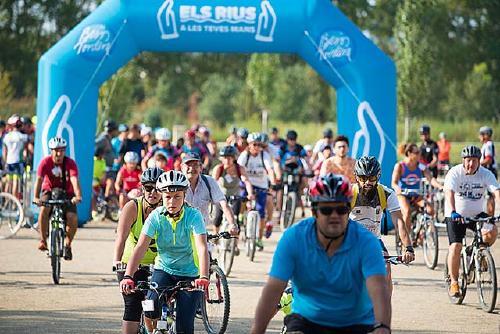 La XXVII Marxa en Bicicleta registra més de 200 participants