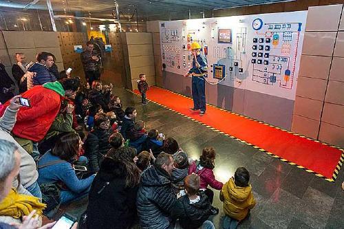 Més de 1.700 infants van visitar La Central de Reis