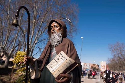 La Societat de Carreters de Sant Antoni Abat no celebrarà aquest any els Tres Tombs