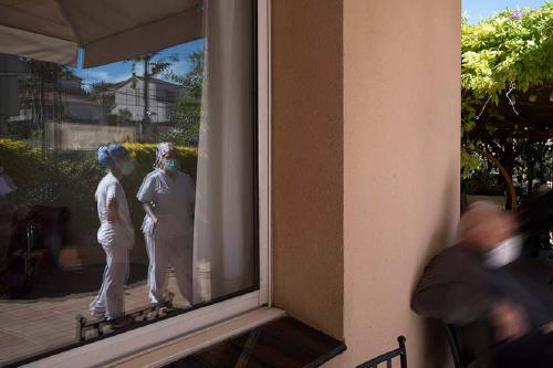 Es detecta un brot de Covid-19 a la Residència La Florida amb 19 residents i 9 treballadors positius