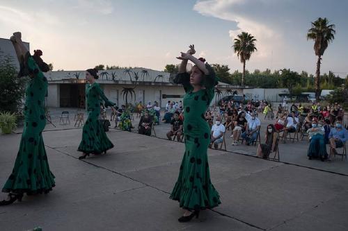 La Casa Andalucía tanca amb un festival una temporada atípica