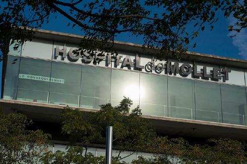 L'Hospital de Mollet amplia les visites a l'àrea d'hospitalització sense restricció horària