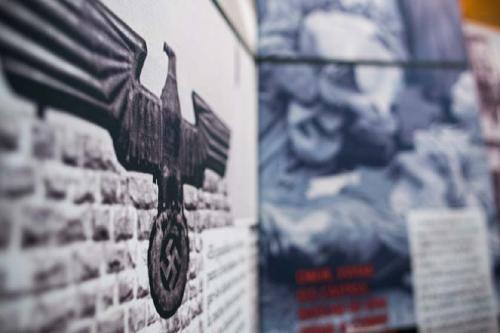 L'Espai 1 acull l'exposició Resistents i deportades, de l'Amical de Mauthausen