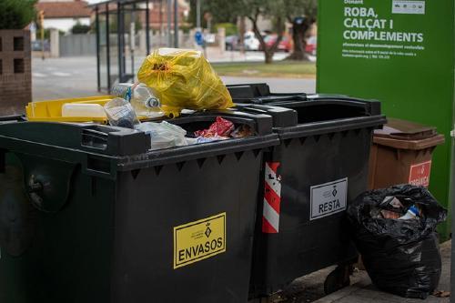 ERC exigeix al govern local un canvi en el model de recollida de residus