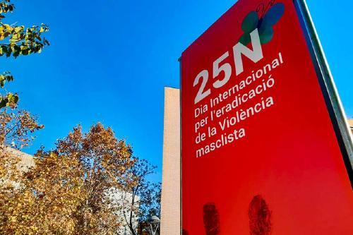 L'Ajuntament clama contra la violència masclista amb un vídeo-manifest del 25N