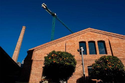 El museu del Vapor avança amb noves actuacions