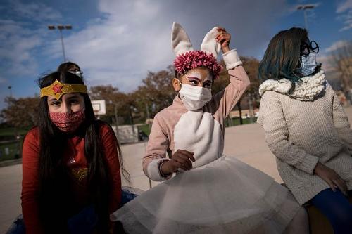 Cultura prorroga fins dijous el concurs fotogràfic de Carnaval