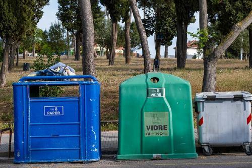 Santa Perpètua afronta el repte d'augmentar el reciclatge
