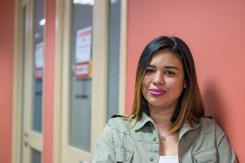 """Fany Galeas: """"Les treballadores de la llar es troben desprotegides i vivint en la precarietat"""""""