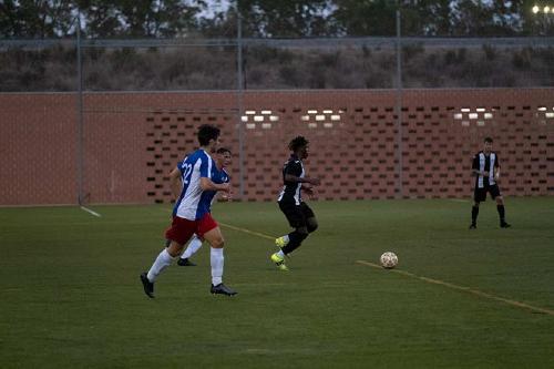 El primer equip de la UCF Santa Perpètua empata contra el Gironella