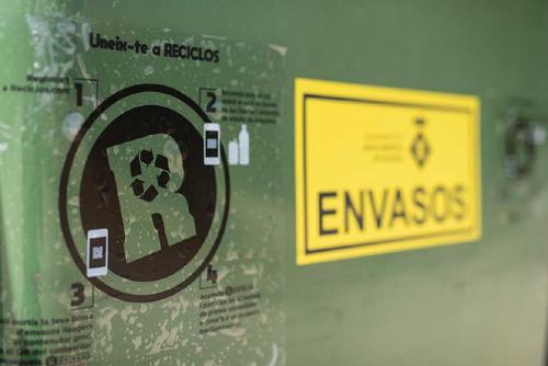 Ciutadans celebra l'adhesió de Santa Perpètua al programa Reciclos