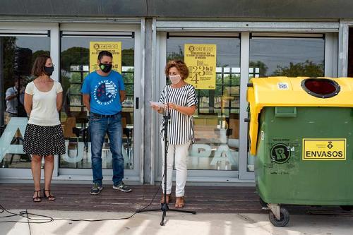 Santa Perpètua de Mogoda se suma a RECICLOS, el sistema que recompensa per reciclar