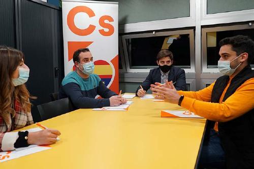 Ciutadans presenta la seva nova Junta Local
