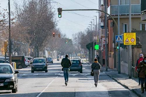 L'Ajuntament activa la consulta pública sobre l'ordenança local de circulació