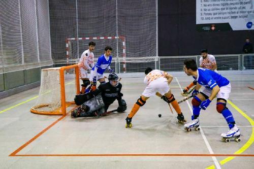 El CH Santa Perpètua necessita guanyar els dos partits contra el Piera per no perdre la categoria
