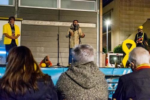 Jordi Cuixart afirma que seguirà lluitant per l'amnistia
