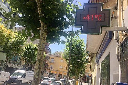 A l'estiu cal prendre mesures per evitar cops de calor i mantenir-se hidratat