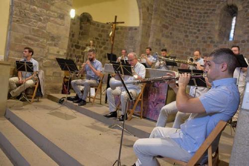 L'Agrupació Sardanista programa aquest dissabte un concert amb la Cobla Sant Jordi al Teatre del Centre