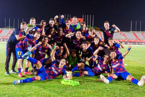El Barça B guanya el segon partit del play-off i es jugarà l'ascens contra el Sabadell