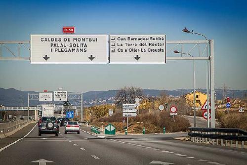 El PSC insisteix que la millora de la carretera Caldes-Terrassa descongestionaria Santa Perpètua