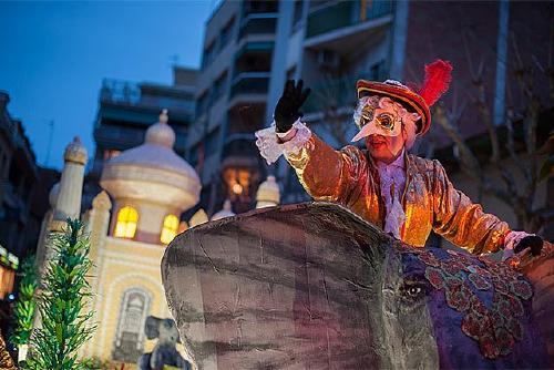 La Rua de Carnaval presenta novetats i repartirà premis per un import de 2.400 euros