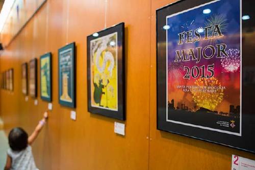 Cultura convoca el Concurs de Cartells de Festa Major d'Estiu