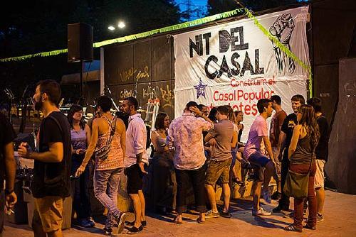 El Casal Popular i l'AVCJ La Florida celebren revetlles populars