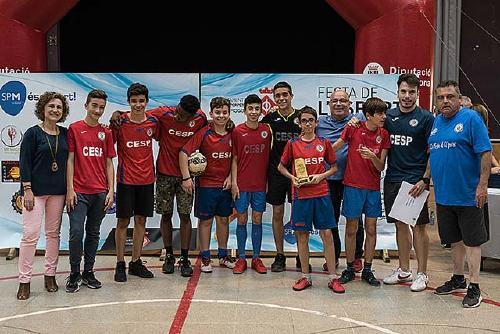 El Club Esportiu Santa Perpètua organitza la setena edició del Torneig Antonio Velasco