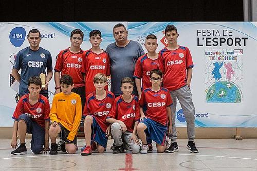 El Club Esportiu Santa Perpètua inicia la temporada amb set equips