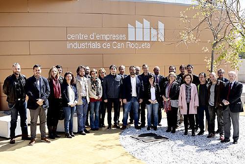 Catorze municipis s'alien per una Estratègia Territorial d'Ocupació i Desenvolupament Econòmic