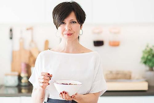 """Cristina Manyer: """"El meu lema és Cuina sana per una vida activa"""""""
