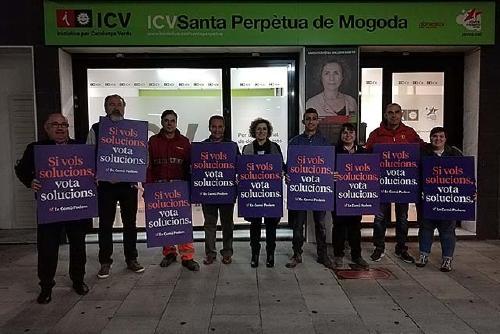 Santa Perpètua en Comú valora revalidar la segona plaça el 10N al municipi