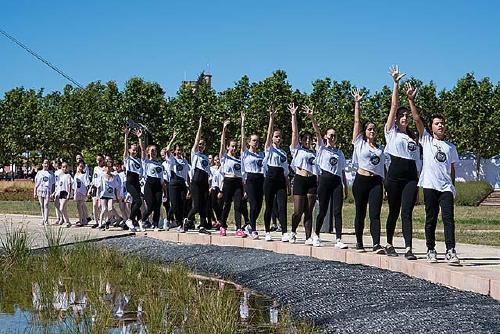 Desè aniversari de la incorporació de la dansa a l'Escola Municipal de Música