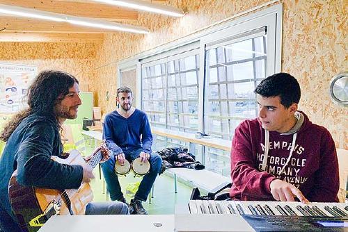 L'equip DIMO posa en marxa el projecte Espai obert per a músics