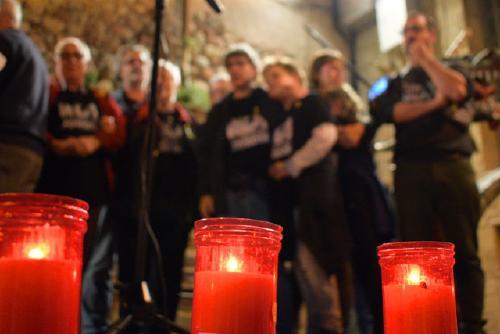 Jordi Cuixart compleix avui un any en presó preventiva