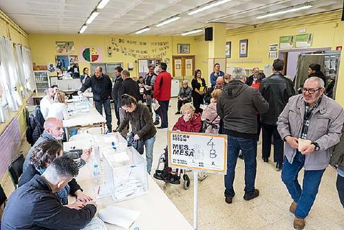 Més de 18.000 electors perpetuencs tenen dret a vot aquest 10 de novembre