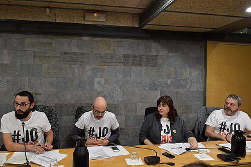 L'assemblea d'ERC aprova per unanimitat la llista de la formació per a les municipals