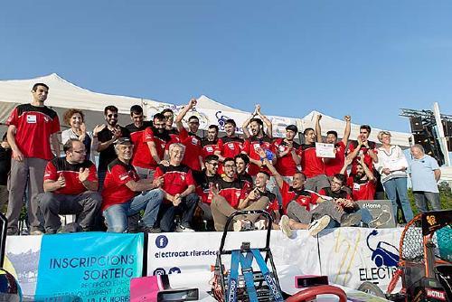L'Institut Palau Ausit de Ripollet guanya la cinquena edició de l'ElectroCat