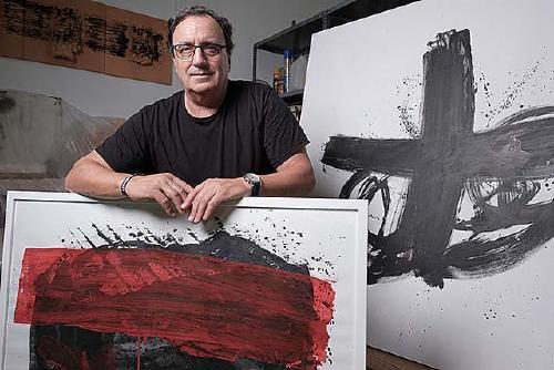 """Fede Bonàs: """"L'art ha de ser crític, ha de fer pensar, ha de crear debat sinó no té interès"""""""
