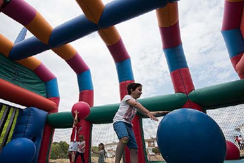 L'Ajuntament convoca el Concurs per escollir el cartell de la 20ª Festa de l'Esport