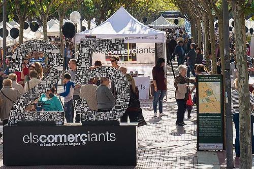 Els Comerciants organitzen aquest diumenge la setzena edició de la Fira de Comerç