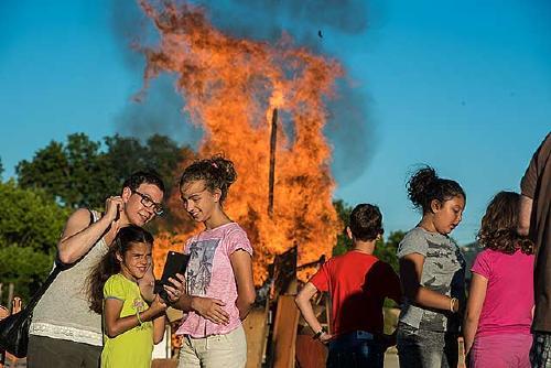 La Flama del Canigó i tres revetlles protagonitzen la nit de Sant Joan al municipi