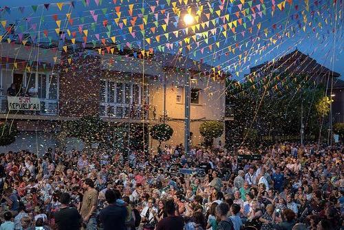 El pregó d'Improshow i la música protagonitzen el primer dia de Festa Major