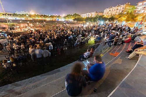 Concerts vermut i canvis a l'envelat, algunes de les novetats de la Festa Major