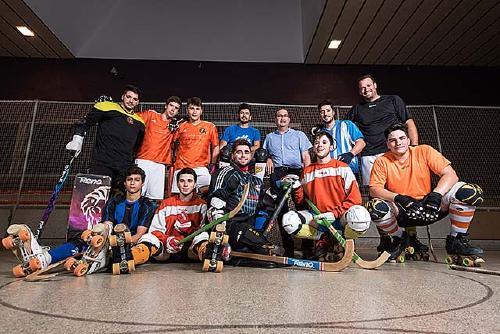 El sènior del CH Dalmec Santa Perpètua ja és equip de Primera