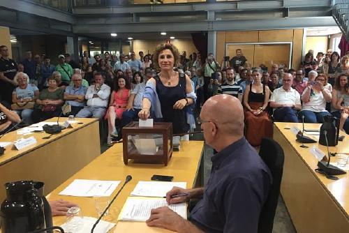 Isabel Garcia és investida alcaldessa de Santa Perpètua de Mogoda